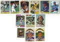 Autographs:Sports Cards, 1975-84 Signed Baseball Cards Group Lot of 20. Autograph collectorswill be delighted to see that this collection of 20 sig...