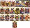 Autographs:Sports Cards, 1982-85 Signed Diamond Kings Group Lot of Over 90. Great group of 92 signed Donruss Diamond Kings cards from 1982-85. Highl...