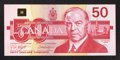 Canadian Currency: , BC-59d $50 1988. ...