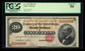 Large Size:Gold Certificates, Fr. 1178 $20 1882 Gold Certificate PCGS About New 50.. ...