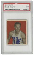 Basketball Cards:Singles (Pre-1970), 1948 Bowman Basketball Howard Dallmar #14 PSA NM 7. From the hallowed 1948 Bowman basketball issue we offer another Near Mi...