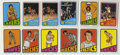 Basketball Cards:Lots, 1972-73 Topps Basketball Group Lot of 220. The exceptional visualappeal that made the 1972-73 Topps basketball issue popul...
