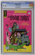Bronze Age (1970-1979):Humor, Addams Family #1 File Copy (Gold Key, 1974) CGC NM- 9.2 Off-white to white pages. Overstreet 2006 NM- 9.2 value = $140. CGC ...