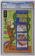 Bronze Age (1970-1979):Cartoon Character, The Close Shaves of Pauline Peril #2 File Copy (Gold Key, 1970) CGCNM+ 9.6 Off-white to white pages. Overstreet 2006 NM- 9....