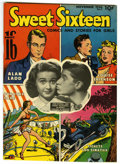 Golden Age (1938-1955):Non-Fiction, Sweet Sixteen #2 Mile High pedigree (Parents' Magazine Institute,1946) Condition: NM. Roddy McDowall and Jane Powell photo ...