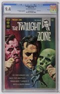 Silver Age (1956-1969):Horror, Twilight Zone #24-26 and 22 File Copy Group (Gold Key, 1967-68) CGCNM 9.4. Included are CGC NM 9.4 copies of #22 (Al Mc... (Total: 4Comic Books)