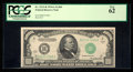 Small Size:Federal Reserve Notes, Fr. 2212-B $1000 1934A Federal Reserve Note. PCGS New 62.. ...