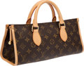 Luxury Accessories:Bags, Louis Vuitton Classic Monogram Canvas Popincourt Tote. ...