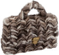 Luxury Accessories:Bags, Marc Jacobs Mink Top-Handle Bag with Gold Hardware. ...