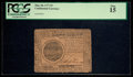 Colonial Notes:Continental Congress Issues, Continental Currency May 20, 1777 $7 PCGS Fine 15.. ...