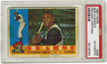 Autographs:Sports Cards, 1960 Topps Roberto Clemente #326, Signed. The nostalgic joy of the 1960 Championship season just got a little stronger for ...