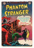 Golden Age (1938-1955):Horror, The Phantom Stranger #1 (DC, 1952) Condition: GD....