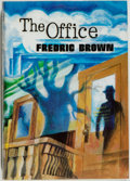 Books:Mystery & Detective Fiction, Fredric Brown. LIMITED. The Office. [Miami Beach]: Dennis McMillan, 1987. First edition, limited to 425 number...