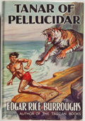 Books:Literature 1900-up, Edgar Rice Burroughs. Tanar of Pellucidar. London: Methuen,[1939]. First English edition. Octavo. 274 pages. Pu...