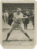 """Baseball Collectibles:Photos, This photo is improperly identified as """"Circa 1918."""" It is actuallya 1921 photograph by news service Kadel & H..."""