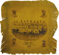 Baseball Collectibles:Others, 1915 Boston Red Sox World Champions Leather. The finest examplewe've ever seen of this tremendously scarce and desirable a...
