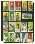 Baseball Cards:Lots, 1909-11 T206 White Border Group Lot of 285. The vast majority (268) of the 285-card offering come from the most popular of t...