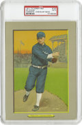 Baseball Cards:Singles (Pre-1930), 1911 T3 Turkey Red Cabinets Ed Walsh with Checklist Back PSA EX 5. The Hall of Fame hurler's 255 strike outs in 1911, the y...