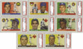 Baseball Cards:Sets, 1955 Topps Baseball Complete High-Grade Set (206). Numerically thesmallest of Topps annual issues, the 1955 issue consists ...
