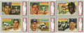 Baseball Cards:Sets, 1956 Topps Baseball Complete Set (342). This set represents thesecond consecutive year that Topps employed a horizontal car...