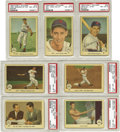 Baseball Cards:Sets, 1959 Fleer Ted Williams Complete Set (80). The 80-card release from Fleer tells the life story of baseball legend Ted Willia...