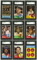Baseball Cards:Sets, 1963 Topps Complete Set Plus Variations (580). The 1963 Topps setis among the most popular of its era, due in large part to...