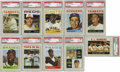 Baseball Cards:Sets, 1964 Topps Baseball Complete Set (588). The 1964 Topps set is a 587-card issue which is considered by many as being among th...