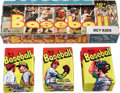 Baseball Cards:Sets, 1973 Topps Baseball 3rd Series Wax Box (24). Twenty-four fresh 10 cent packs housed in a clean display box. Includes cards ...
