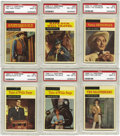 "Miscellaneous Collectibles:General, 1958 Topps ""T.V. Westerns"" Complete High-Grade Set (71). When thepopularity of television exploded in the late 1940s and 19..."