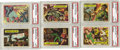 Miscellaneous Collectibles:General, 1965 Topps Battle Complete High-Grade Set (66). Difficult to find in any condition, the Topps Battle set from 1965 is simila...