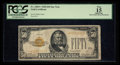 Small Size:Gold Certificates, Fr. 2404* $50 1928 Gold Certificate. PCGS Apparent Fine 15.. ...