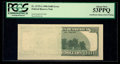 Error Notes:Blank Reverse (<100%), Fr. 2175-G $100 1996 Federal Reserve Note. PCGS About New 53PPQ.....