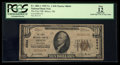 National Bank Notes:Oklahoma, Minco, OK - $10 1929 Ty. 1 The First NB Ch. # 8644. ...