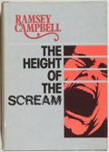 Books:Horror & Supernatural, Ramsey Campbell. INSCRIBED. The Height of the Scream. SaukCity: Arkham House, 1976. First edition, first printi...