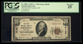 National Bank Notes:Oklahoma, Frederick, OK - $10 1929 Ty. 1 The First NB Ch. # 8140. ...