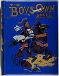 """Books:Children's Books, [Children's Literature]. The Boy's Own Annual. London:""""Boy's Own Paper"""", 1912. First edition of the thirty-four..."""