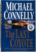 Books:Mystery & Detective Fiction, Michael Connelly. SIGNED. The Last Coyote. Boston: Little, Brown and Company, 1995. First edition. Signed by t...