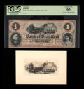 Canadian Currency: , Sault St. Marie, ON- The Bank of Brantford $4 Nov. 1, 1859 Ch #40-12-06R. ... (Total: 2 items)