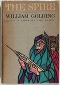 Books:Literature 1900-up, William Golding. The Spire. New York: Harcourt, Brace and World, [1964]. First American edition. Octavo. 215 pages. ...