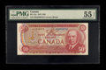 Canadian Currency: , BC-51a $50 1975.. ...