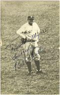 Autographs:Photos, 1933 Babe Ruth Signed Photograph. Advanced Ruth collectors willsurely take great interest in this particular specimen, whi...