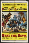 "Movie Posters:Adventure, Beat the Devil (United Artists, 1953). One Sheet (27"" X 41"").Adventure. ..."