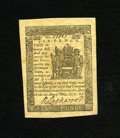 Colonial Notes:Delaware, Delaware May 1, 1777 6d Gem New. We have only offered four gemexamples of this much scarcer Delaware issue and this one cer...