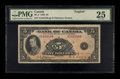 Canadian Currency: , BC-5 $5 1935 PCGS Very Fine 25.. ...