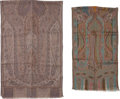 Luxury Accessories:Accessories, Set of two, Etro Silk & Cashmere Scarves. ... (Total: 2 Pieces)