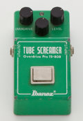 Musical Instruments:Amplifiers, PA, & Effects, Effects Pedal Lot: Vintage Ibanez TS-808 Tubescreamer, 127222...