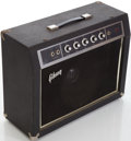 Musical Instruments:Amplifiers, PA, & Effects, 1970's Gibson G-10 Guitar Amplifier, #07318....