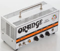 Musical Instruments:Amplifiers, PA, & Effects, Orange Tiny Terror White Guitar Amplifier, #L080410218....
