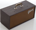 Musical Instruments:Amplifiers, PA, & Effects, Circa 1964 Gibson Reverb III Brown Reverb Unit, #785133....