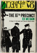 Books:Mystery & Detective Fiction, Ed McBain. The 87th Precinct. New York: Simon and Schuster,1959. First edition. Octavo. 472 pages. Publisher's bind...